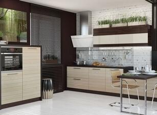 современная кухня 017а