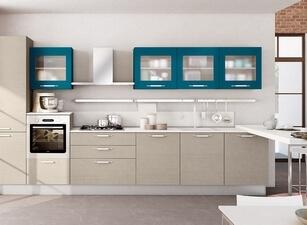 современная кухня 019а