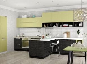 современная кухня 020а