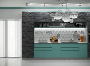 современная кухня 022а