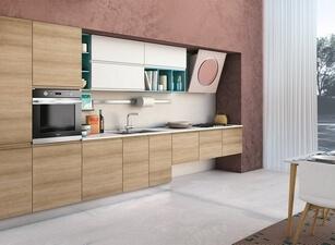 современная кухня 023а