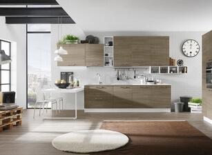 современная кухня 025а