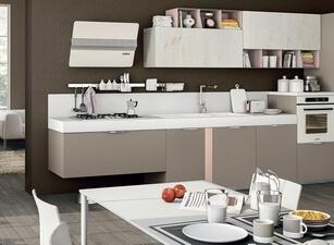 современная кухня 026а