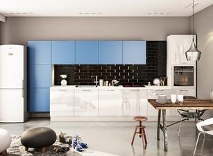 современная кухня 028а