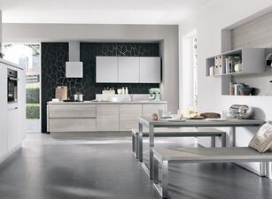 современная кухня 030а