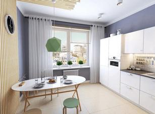 современная кухня 031а
