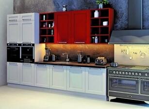 современная кухня 033а