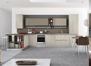 современная кухня 034а