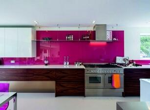 современная кухня 037а