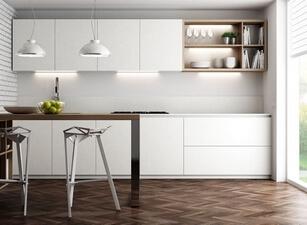 современная кухня 040а