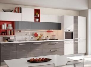 современная кухня 044а