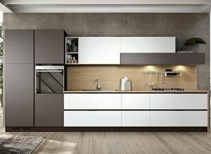 современная кухня 046а
