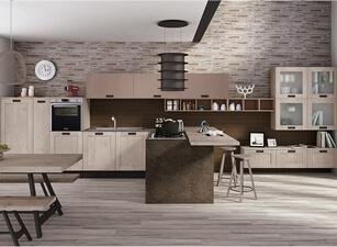 современная кухня 047а