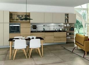 современная кухня 049а