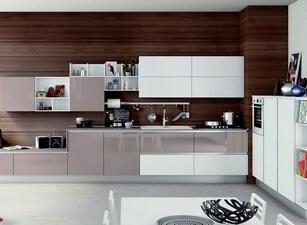 современная кухня 051а