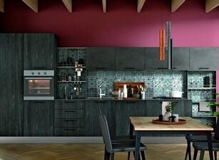 современная кухня 055а