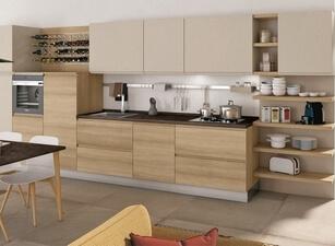 современная кухня 057а