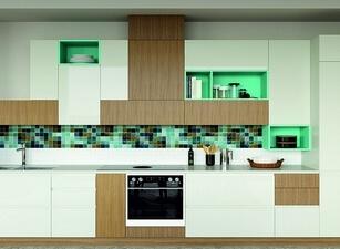 современная кухня 058а