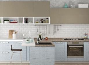 современная кухня 059а
