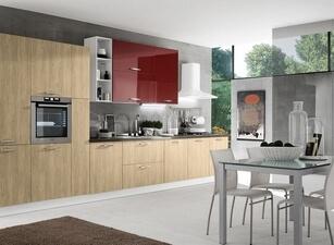 современная кухня 065а