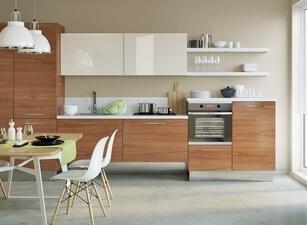 современная кухня 068а
