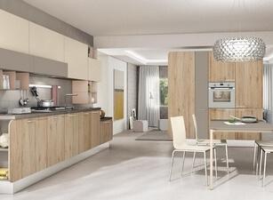 современная кухня 069а