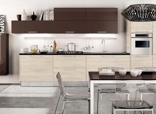 современная кухня 071а