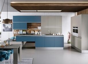 современная кухня 075а
