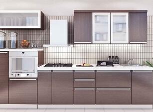 современная кухня 076а
