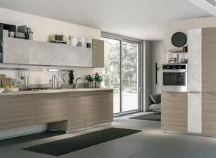 современная кухня 078а