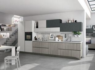 современная кухня 079а