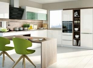 современная кухня 081а