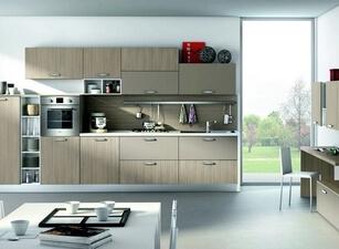 современная кухня 083а