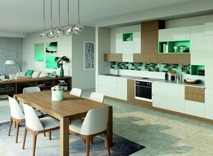современная кухня 087а
