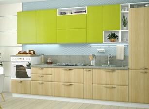 современная кухня 090а