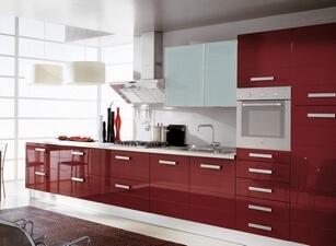 современная кухня 092а