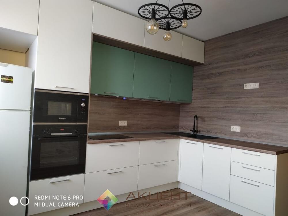 кухня акцент 035