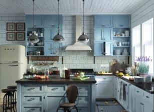 Кухня прованс 004а