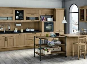 Кухня прованс 009а