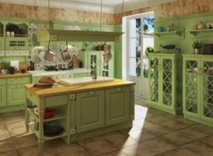 Кухня прованс 015а
