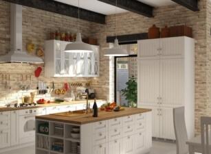 Кухня прованс 022а