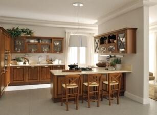 Кухня прованс 025а