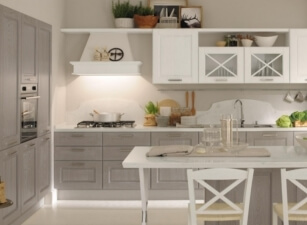 Кухня прованс 026а