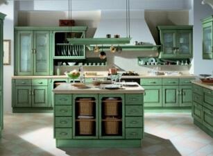 Кухня прованс 032а