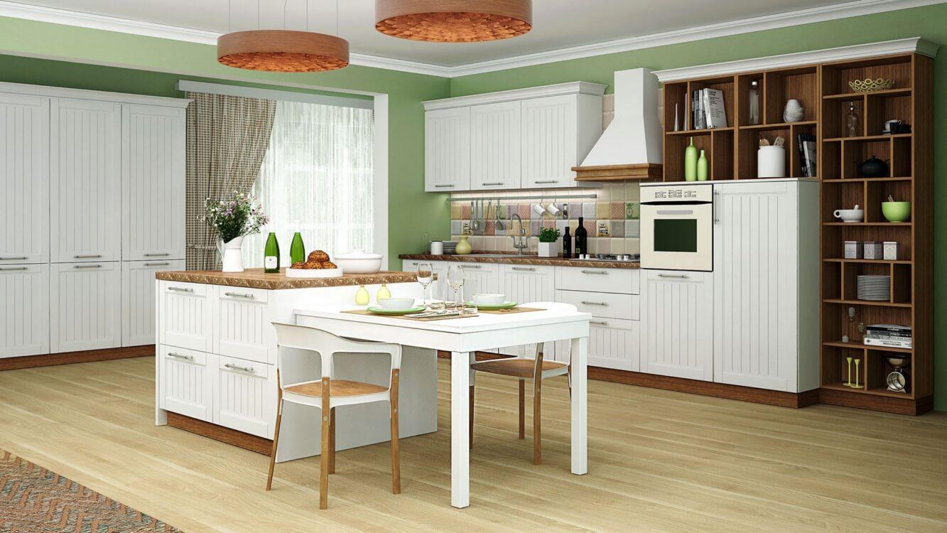 Кухня прованс 041