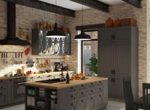 Кухня прованс 042а