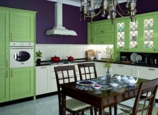 Кухня прованс 048а