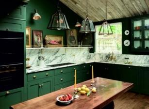Кухня прованс 051а