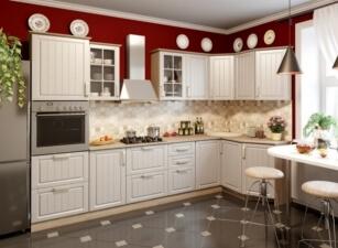 Кухня прованс 061а