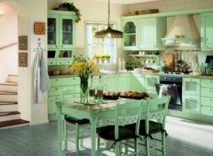 Кухня прованс 062а